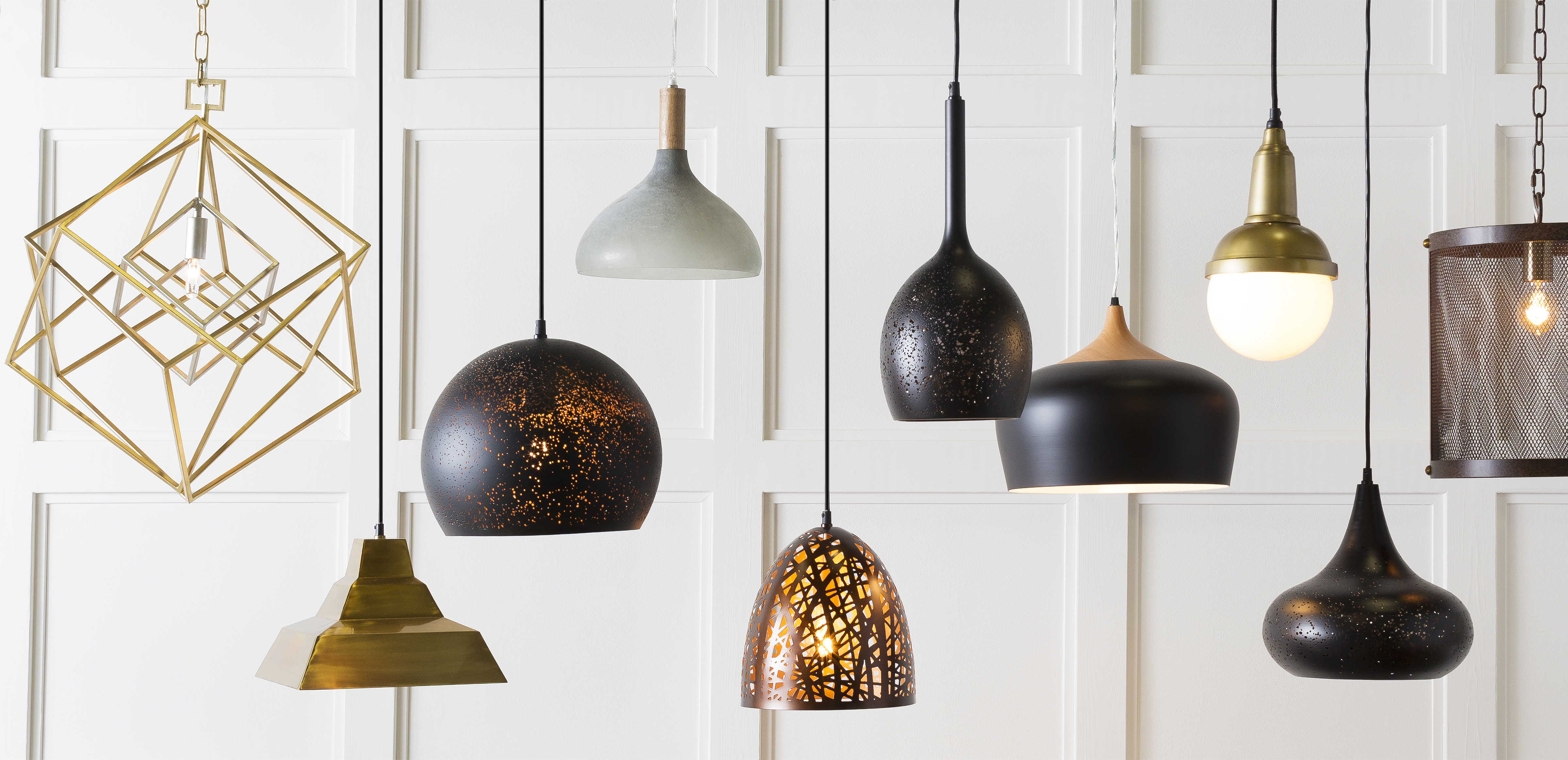 Suryas new ceiling lights have been designed to coordinate seamlessly with its other accessories making it easy to create a complete look for any space