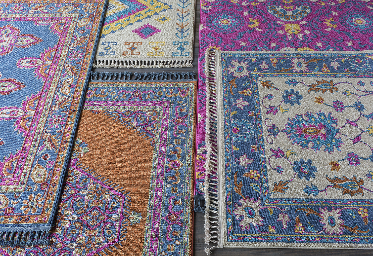 Surya S Machine Made Rug Offering Continues To Grow In Response The Increasing Demand For Fashionable Rugs At Affordable Prices