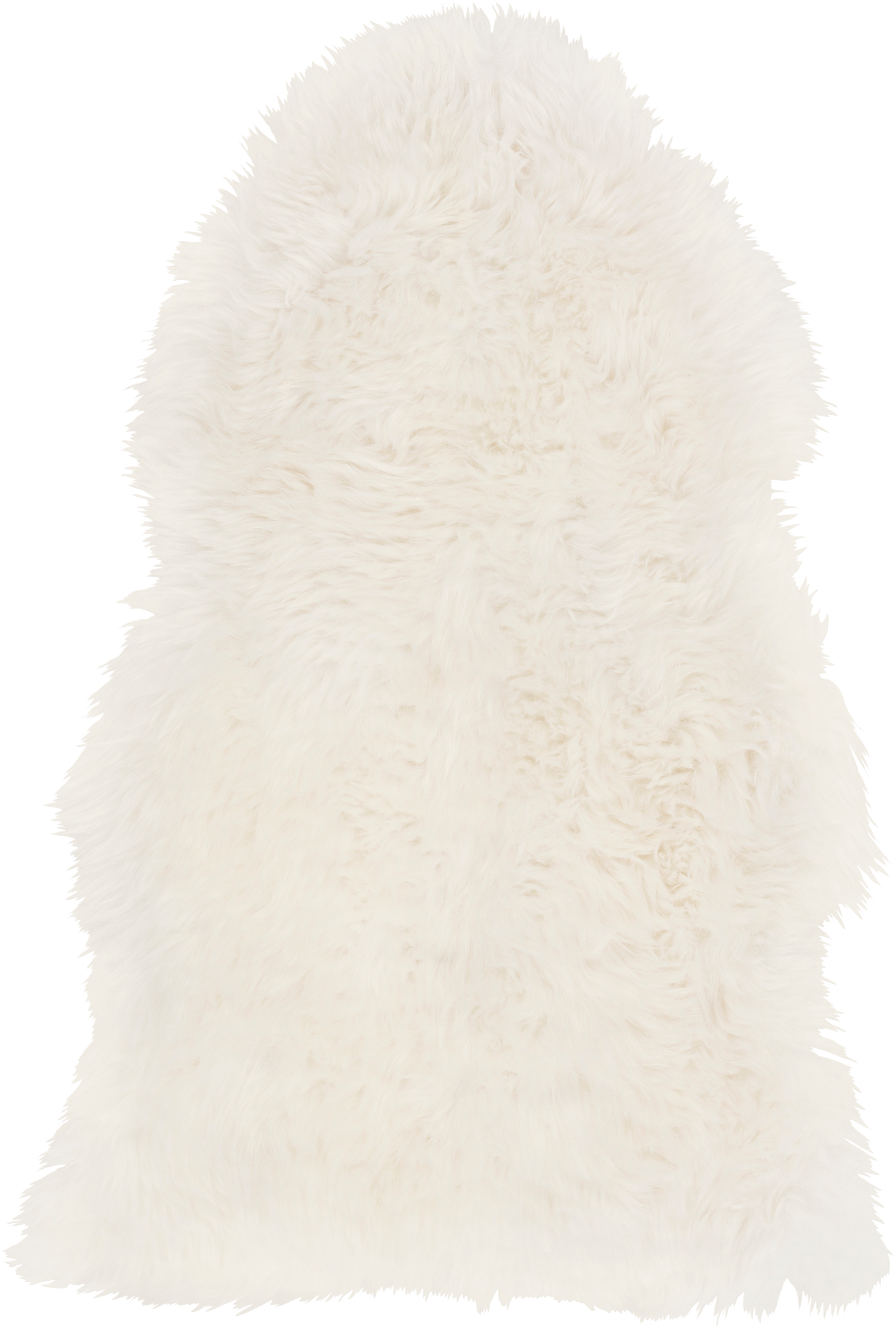 Surya Sheepskin 4' X 6' Rectangle Area Rugs SHS9600-46